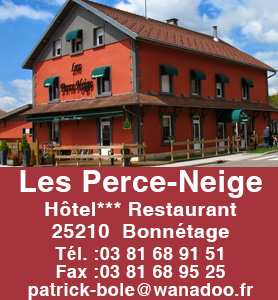 Hotel Restaurant Les Perce-Neige